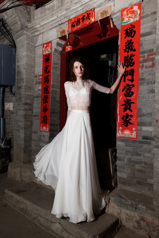 Hutong Fashion Shoot!