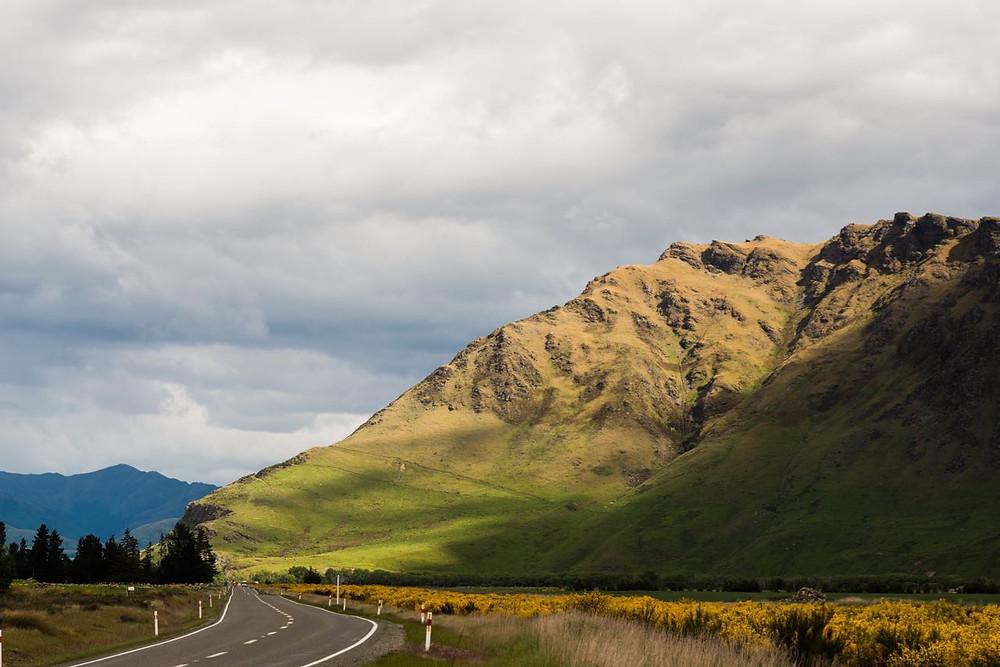 South Island scenic drive