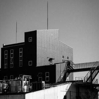 Whisky factory near Mount Fuji