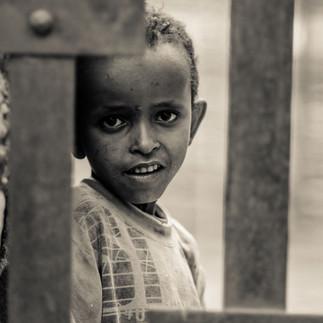 ethiopian boy