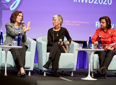Education for Gender Equality Event at the World Bank