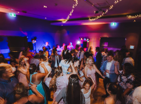 How much space does my wedding entertainment supplier need?