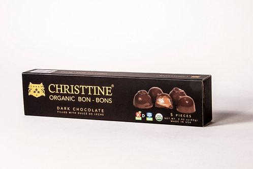 Organic Dark Chocolate Bon Bons