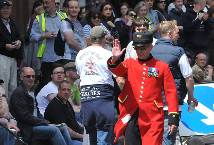 Matthew Chattle news photography London,