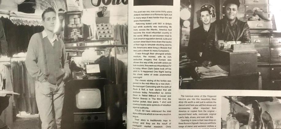 City Looks Magazine 1988