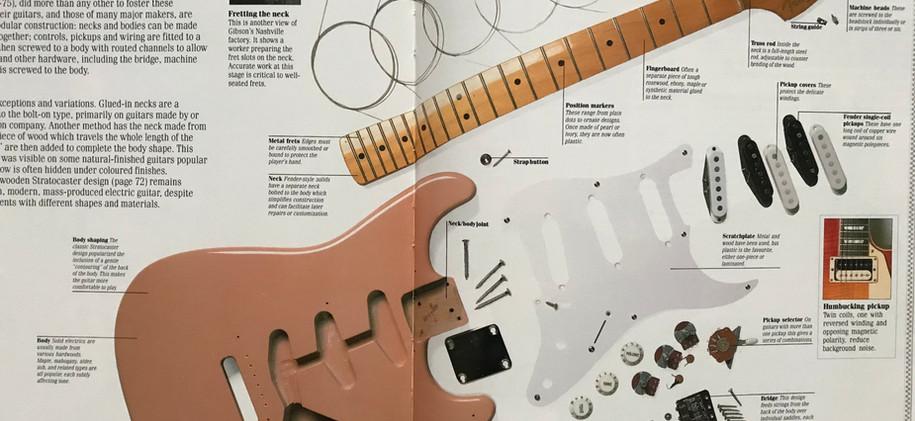 The Ultimate Guitar Book