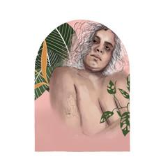 Retrato Botânico Ana