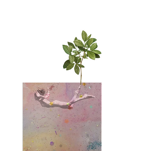 Print 'Mergulho' - A4