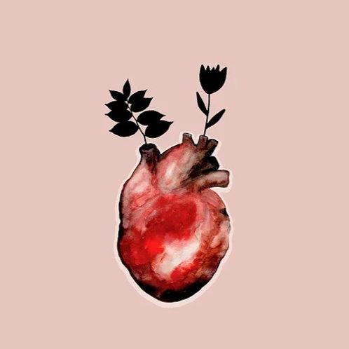 Print 'Mi corazón'