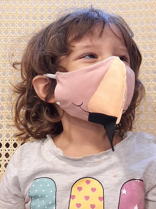 Super Máscaras Flamingo
