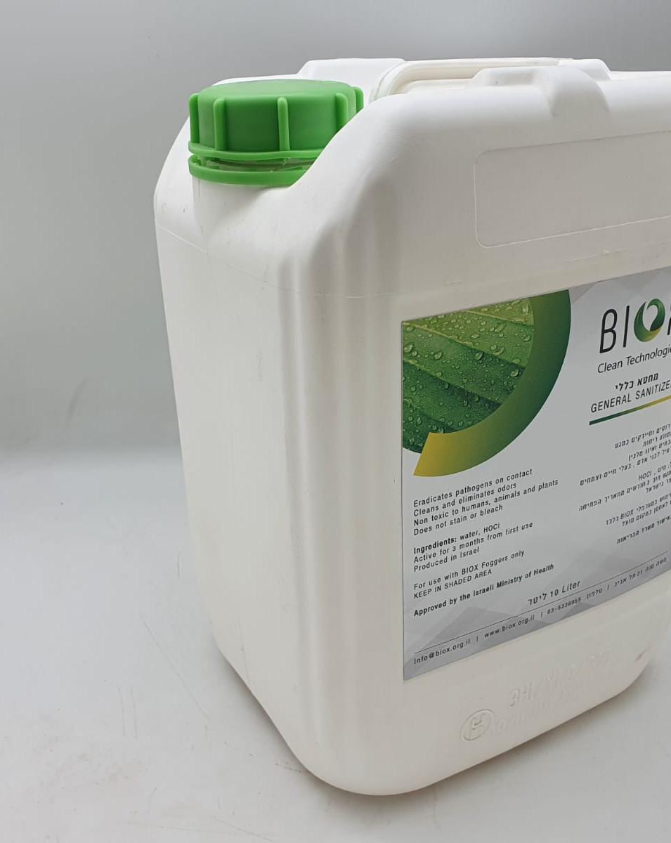 חומר חיטוי BIOX