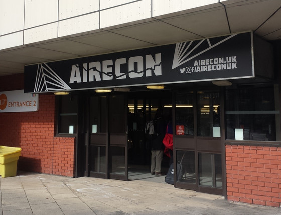 Eeeek It's nearly time for Airecon.