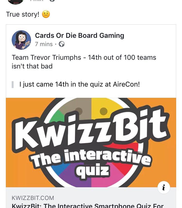 The Board Game Quiz