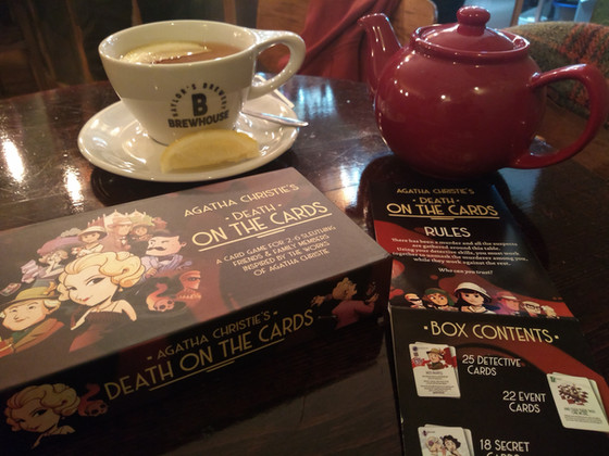 Death on the Cards - Agatha Christie