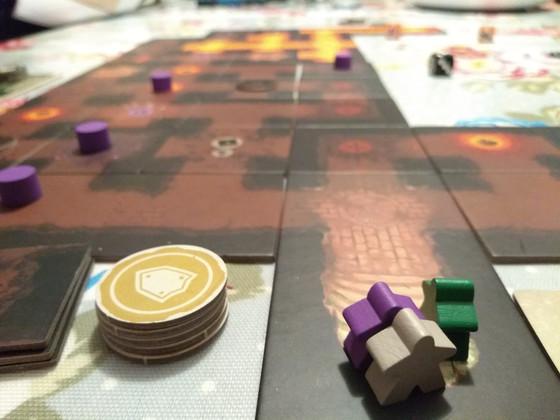 Sub Terra II: Inferno's Edge - choose your own path.