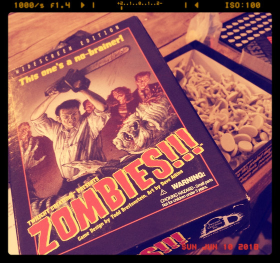 Zombies!!! The Game.