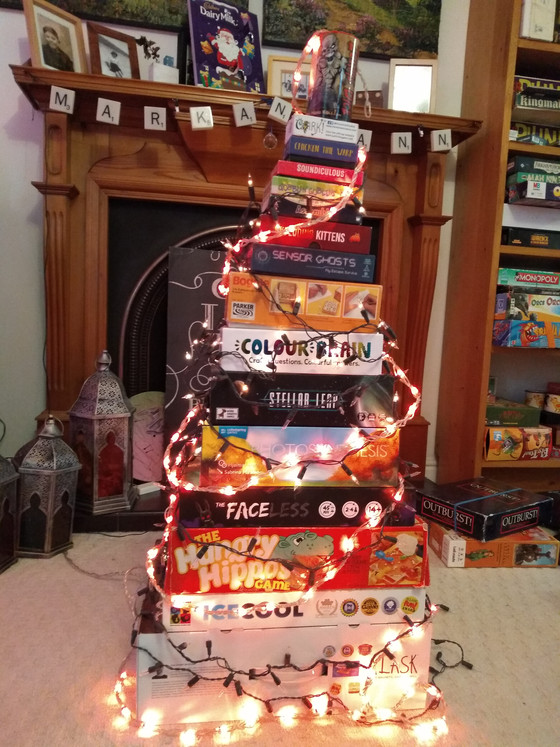 Christmas Gift Guide - Games of course!
