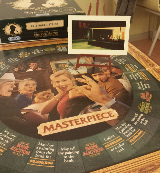 The fine art of Board Games