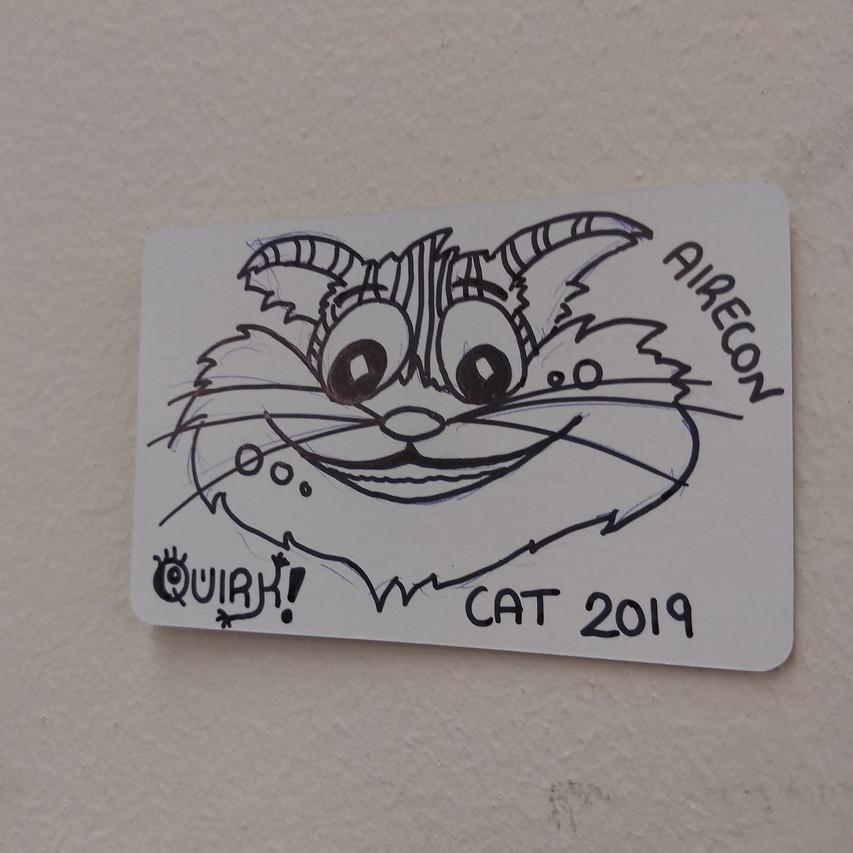 2019 Quirk Cat