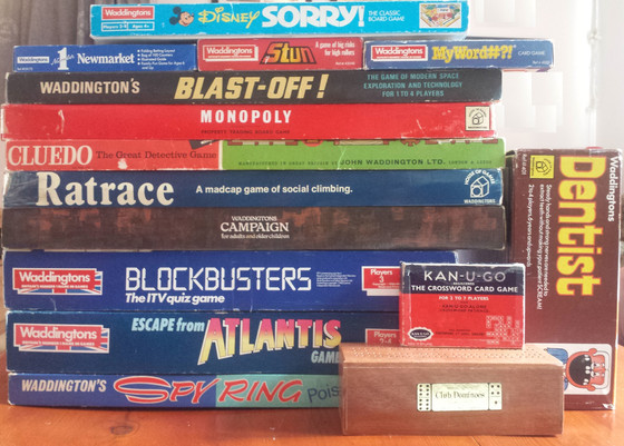 Board Games are for life not just for Christmas.