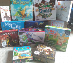 Longpack Games