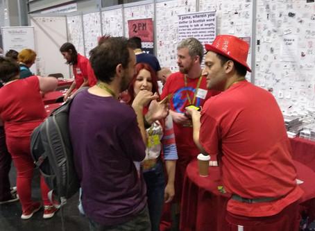 UK Games Expo: A Haul of Memories.