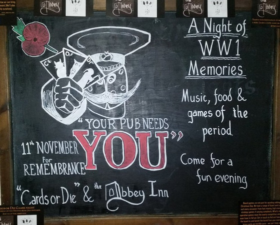World War 1 Remembered.