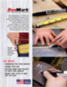 Custom RevMark Markers