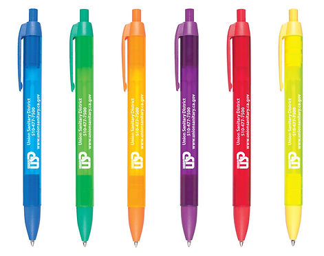USA Made Retractable Pen