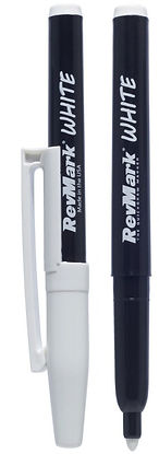 Custom RevMark White Markers