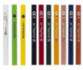 Full Color Carpenter Pencils