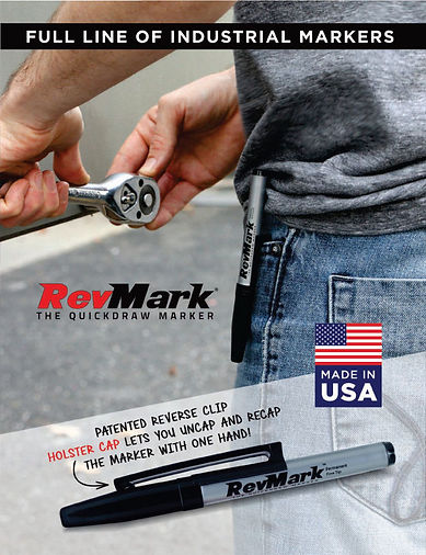 Personalized RevMark Markers