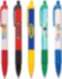 Full Color Imprinted pens