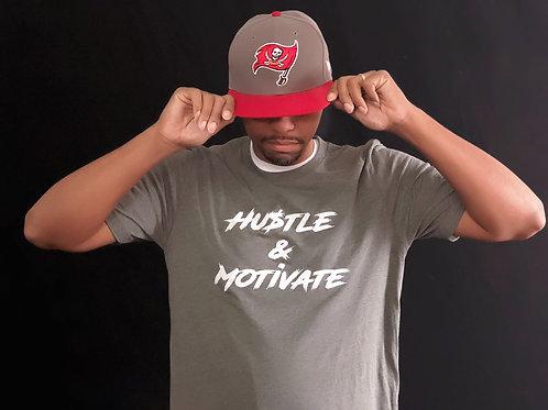 Hustle & Motivate Men Tee