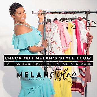 Melah's Style Blog