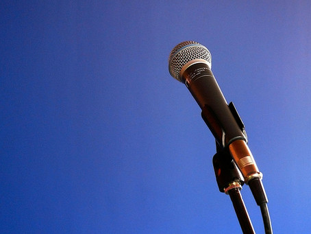 Why Authors Should Also Be Speakers