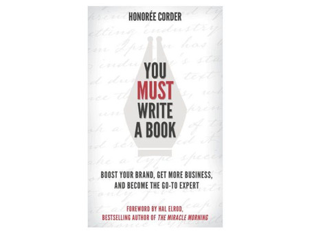 Every Business Professional Needs To Write A Book