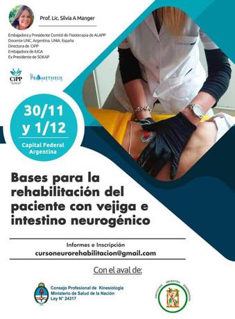 Bases para la rehabilitacion del paciente con vejiga e intestino neurogénico