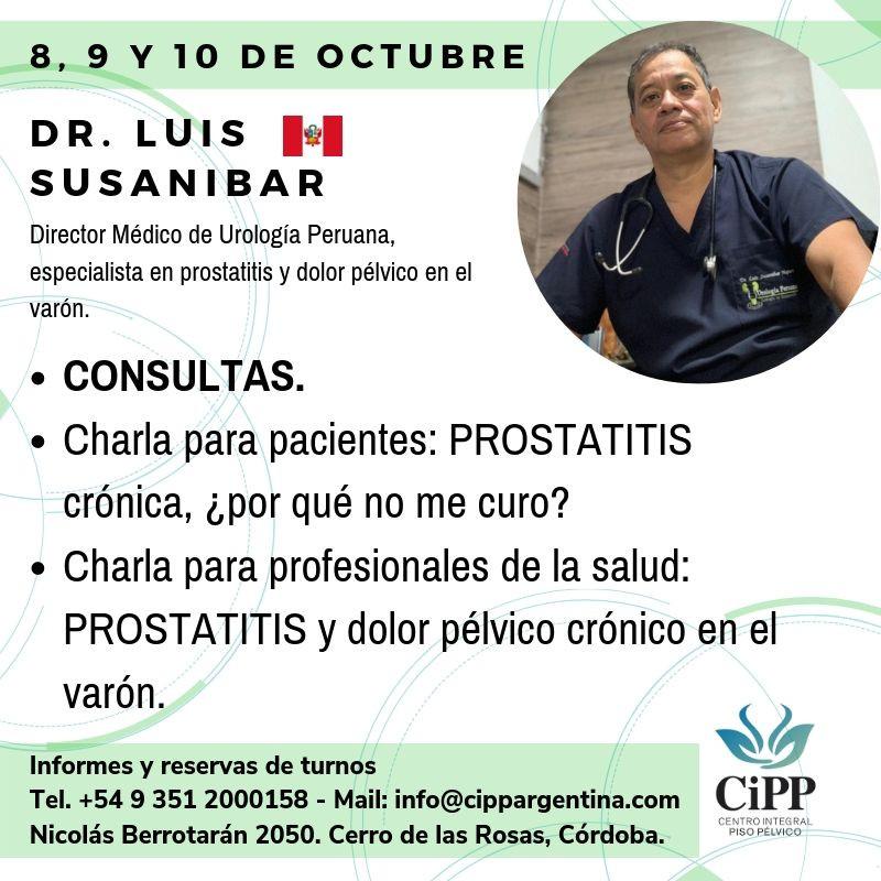 Dr. Luis Susanibar