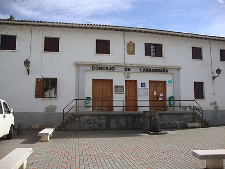 Albergue municipal - Larrasoaña