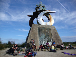 Diários de Compostela - peregrinos