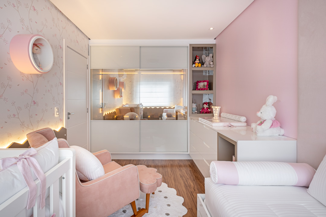 Dormitório Bebê Valentina