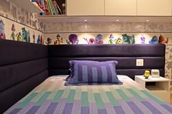 Dormitório Infantil do Menino