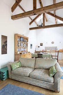 Garden Barn sitting room