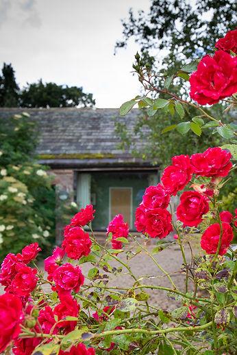 Garden Barn exterior