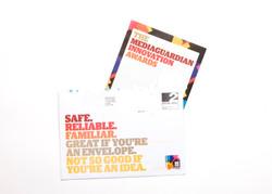 MedaGuardian Awards - Envelope