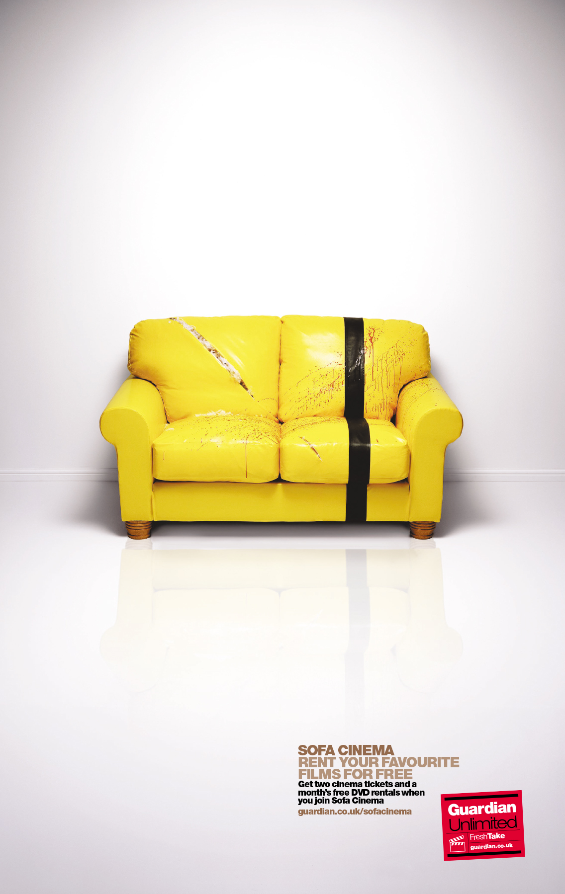 Sofa Cinema - Kill Bill