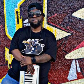 """Kayton """"K-Time"""" Bassier (Music Director, Keys)"""
