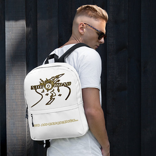 Nue Road Backpack- White