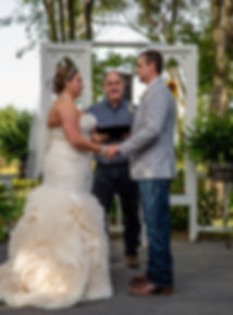 Mike Hocking Wedding Officiant
